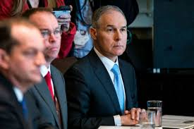100 Kevin Pruitt EPA Documents Question Justification For S 247