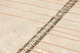 elektrische fußbodenheizung verlegen so gehen sie vor