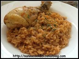 cuisine avec du riz poulet et riz à la vapeur la cuisine sans pretention
