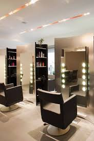 Salon Decor Ideas Images by Small Ideas For Hair Salon Interior Design With Recessed Lighting
