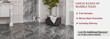 Shop For Durable Marble Floor Tiles