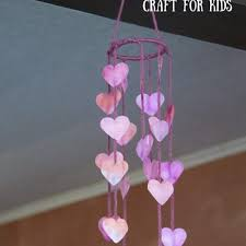 Art And Craft For Kids With Waste Material Hanging