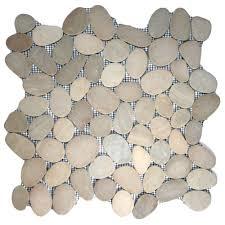 sliced java pebble tile pebble tile shop