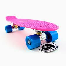 Amazon.com : Fish Skateboard Pink 22