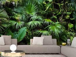fototapete 3d optik 300 x 210 cm jungle beliani at