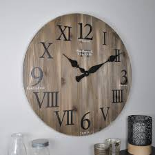 FirsTime Rustic Weathered Barnwood Wall Clock-50075 - The Home Depot Rustic Wall Clock Oversized Oval Roman Numeral 40cm Pallet Wood Diy Youtube Pottery Barn Shelves 16 Image Avery Street Design Co Farmhouse Clocks And Fniture Best 25 Large Wooden Clock Ideas On Pinterest Old Wood Projects Reclaimed Home Do Not Use Lighting City Reclaimed Barn Copper Pipe Round Barnwood Timbr Moss Clock16inch Diameter Products