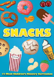 Snack Time Preschool Buying Lunch Clipart Snacks