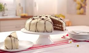 schoko marzipan torte