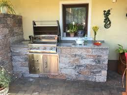 outdoorküche aus stein grill selber bauen outdoor küche