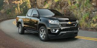 2018 Chevy Colorado At Chevrolet Cadillac Of Santa Fe: Www ...