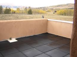 deck rubber roof deck design and ideas