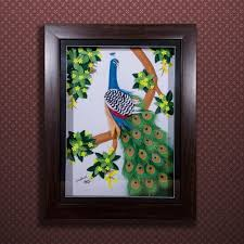 Capture The Sheer Majestic Presence Of Beautiful Peacock By Making It As An Awesome And Easy Paper Craft IdeaBeing A Fun Art Activity For