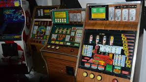 Oliver Moazzezi Discovered A Treasure Trove Of Vintage Arcade Machine Games On The Lower Deck