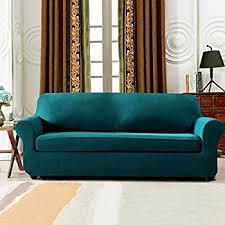 amazon com sure fit stretch grand marrakesh 2 piece sofa