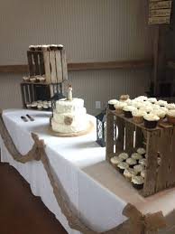 Cakes With Burlap Best Wedding Ideas On Rustic Cake And Barn