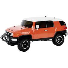 Tamiya Toyota FJ Cruiser 2006 Brushed 1:10 RC Model Car Electric ...