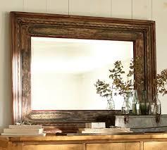 Santorini Painted Mirror