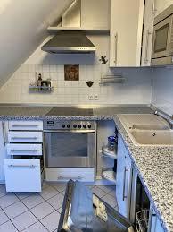 küche einbauküche küchenzeile l form gepflegt hochwertig