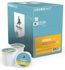 K Cup Caribou Daybreak Morning Blend