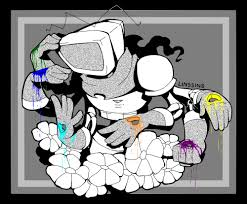 LINSSINS Undertale Cartoon Art Fictional Character