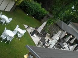 terrasse photo de le chalet du parc yerres tripadvisor