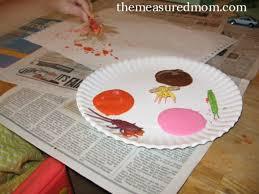 Letter B Art Projects For Preschoolers