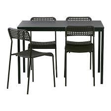 table et 4 chaises tärendö adde table et 4 chaises ikea