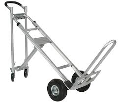 Hand Trucks R Us - Wesco Spartan 3 Position Hand Truck - Item: 270391