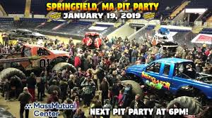 100 Monster Truck Shows Ma HEY SPRINGFIELD MA Thanks For Making Tour