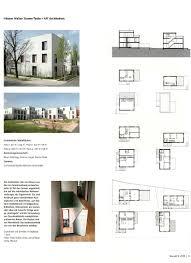 aff neues bauen am horn ein wohnquartier in weimar