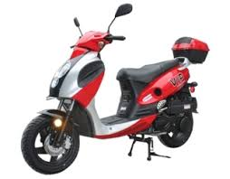 TaoTao Powermax 150 150cc Gas Street Legal Moped