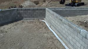 basement questions drain tile types and functions