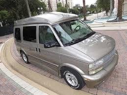 Florida Stunning Explorer Hi Top Conversion Van Like New Super Low Miles Astro US 1478800