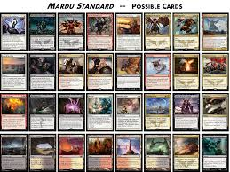 Ajani Mentor Of Heroes Deck List by Magic The Gathering The Tabletop Vector Page 2