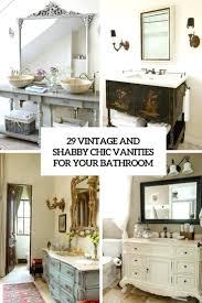 White Shabby Chic Bathroom Ideas by Country Chic Bathroom U2013 Hondaherreros Com
