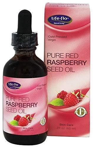Life-Flo Pure Red Raspberry Seed Oil