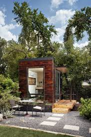 100 Backyard Studio Designs Sett A Stylish Modular Space You Can Use As A