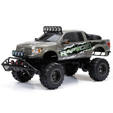 100 New Bright Rc Trucks Ford F150 Raptor Truck 16 Scale Radio Control RC LED