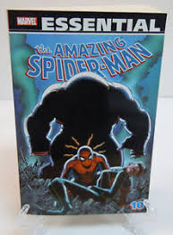 Image Is Loading The Essential Amazing Spider Man Volume 10 Marvel
