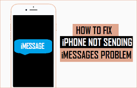 How to Fix iPhone Not Sending iMessages Problem