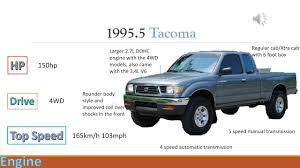 100 Toyota Truck Models Evolution Of The TacomaPickup 19692018 YouTube