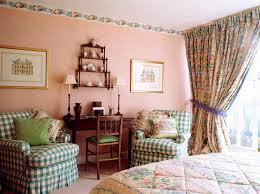 schlafzimmer mit grün weiss karierten bild kaufen