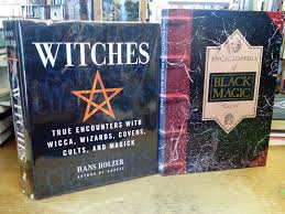 The Real Witches Coven In Bookshop
