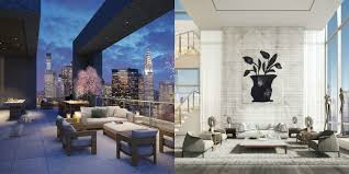 100 New York City Penthouses For Sale This Is The Most Expensive Penthouse Apartment In