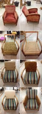 recouvrir un fauteuil club les 25 meilleures idées de la catégorie fauteuil ancien sur
