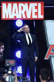 Sebastian Stan At The European Premiere Of Captain America Civil War April 26 2016