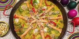 kochkurs mediterrane küche und paella yulia die partyköchin