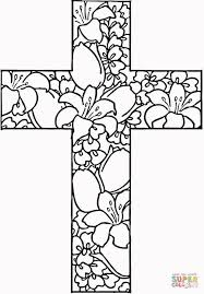 Christian Easter Coloring Pages Picture Cool