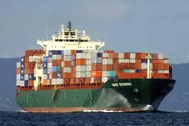 For Container Vessel It Takes Up The Whole Riveru Us Ports Welcome Giant No Plan Leave Hanjin Shipping Containers Ship Canut