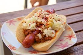 chignon cuisine images gratuites aliments fast food sandwich saucisse chignon